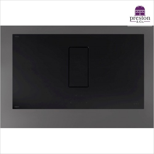 Novy - Hob With One Pro Integrated Extractor Hood 78cm