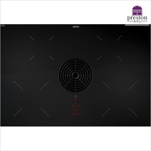 Bora - Pure Induction Cooktop With Integrated Cooktop Extractor