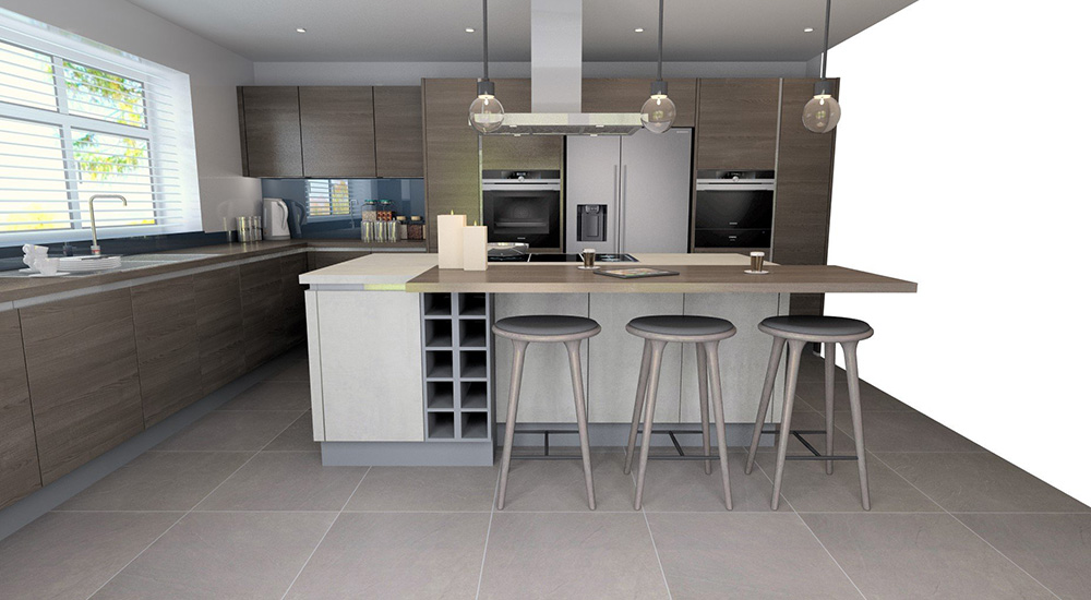 Kitchen design in Wiltshire
