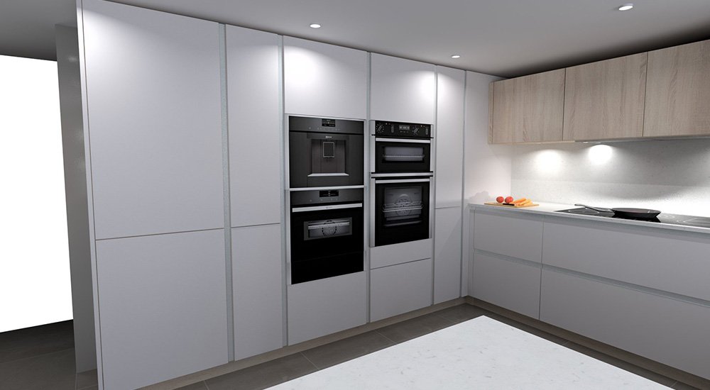 Kitchen design and Installation in Melksham, Wiltshire