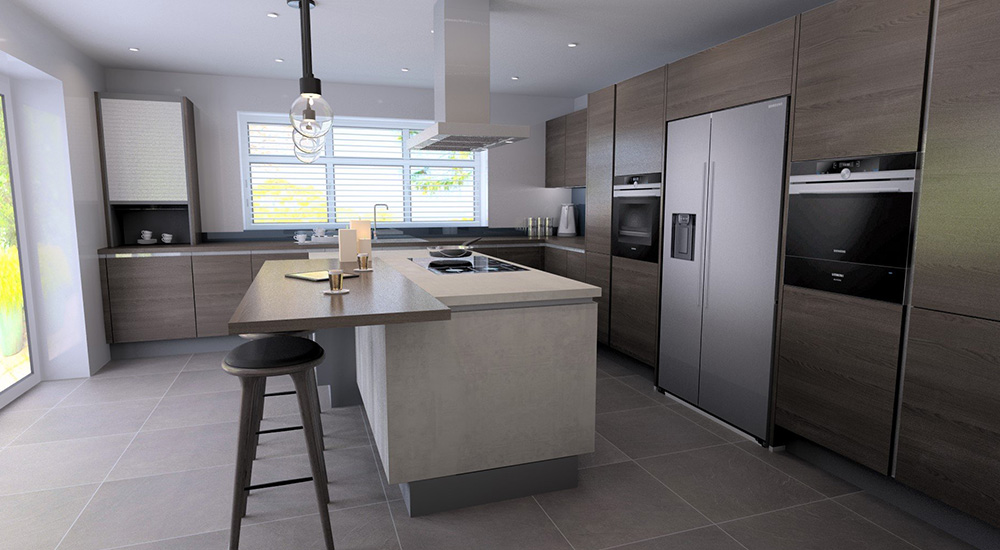 Fitted Kitchen design and Installation in Wiltshire