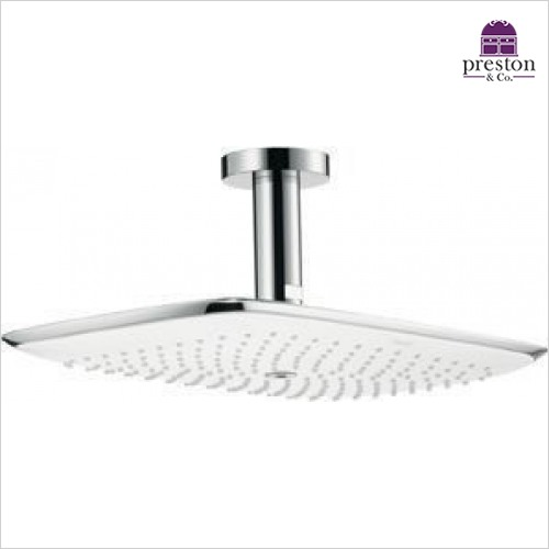 Puravida Overhead Shower 400mm Ceil 100mm